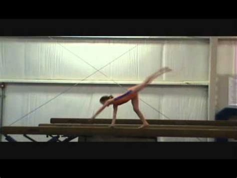 25 best ideas about gymnastics routines on is