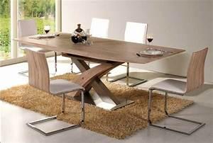 Esstisch Helles Holz : esstisch holz quadratisch ausziehbar ~ Markanthonyermac.com Haus und Dekorationen