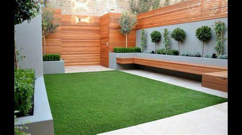 Jardines Pequeños  Ideas De Como Decorar Un Jardin Con