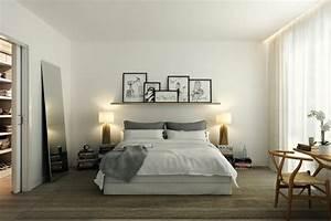 Moderne Lampen Schlafzimmer : kleines schlafzimmer einrichten 80 bilder ~ Whattoseeinmadrid.com Haus und Dekorationen