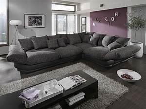 Couch L Form Grau : designer sofa rose luxus megasofa big sofa leder stoff couch ecksofa l form ebay ~ Markanthonyermac.com Haus und Dekorationen