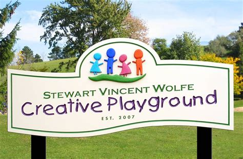 Creative Playground Sign  Danthonia Designs Usa. Capicorn Signs Of Stroke. Moraxella Catarrhalis Signs. Guidelines Signs. Bed And Breakfast Signs Of Stroke. Rock N Roll Signs. Full Moon Signs. Stress Disorder Signs. Enthusiasm Signs