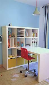 Ikea Schreibtisch Mit Regal : ikea expedit au ergew hnliche ordnung nach schwedischer art ~ Markanthonyermac.com Haus und Dekorationen