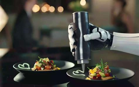 vid 233 o robotic kitchen un robot cuisinier qui met la 224 la p 226 te