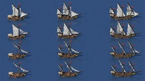 Minecraft Boat Building Guide by Renaissance Era Ship Pack Minecraft Project Minecraft