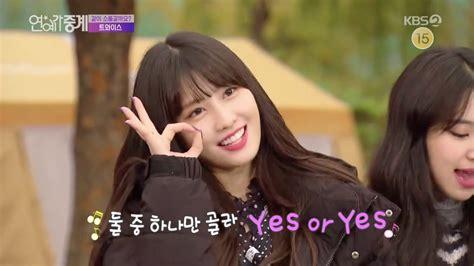 Twice Va Participer à L'émission Idol Room