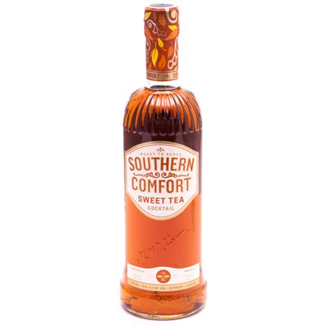Southern Comfort Sweet Tea Cocktail  30 Proof 750ml