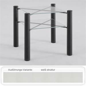 Nachttisch Metall Weiß : nachttisch fabia 45x43x45 cm metall glas farbe nach wahl nachtkonsole wohnbereiche schlafzimmer ~ Markanthonyermac.com Haus und Dekorationen