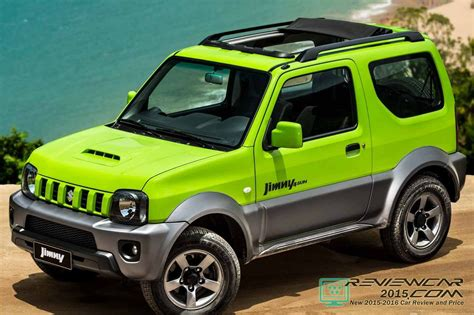 2019 Suzuki Jimny Review  Auto Car Update
