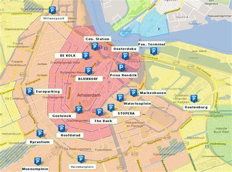Scheepvaartmuseum Ov by Parkeergarages Amsterdam