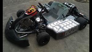 Electric Go Kart goes wild 128HP   Doovi