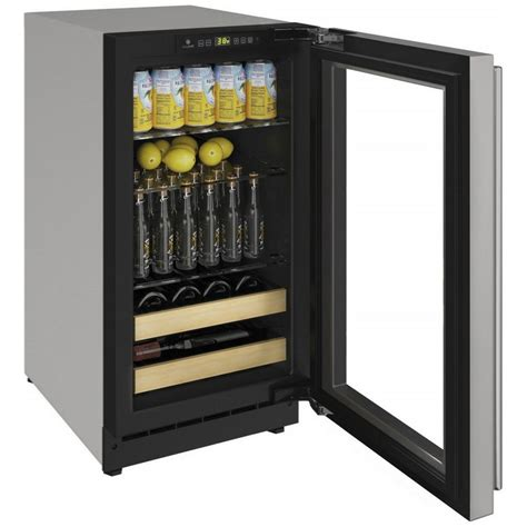 "U2218BEVS13A ULine 2000 18"" Beverage Center Manuel"