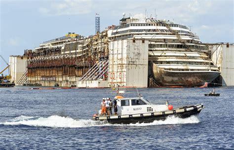 Schip Concordia by Final Voyage Of The Costa Concordia The Atlantic
