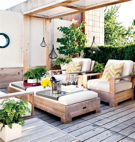 Terrasse Gestalten  Den Außenbereich Mit Geschicklichkeit