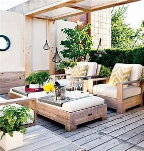 Kleine Terrasse Gestalten : terrasse gestalten den au enbereich mit geschicklichkeit gestalten ~ Markanthonyermac.com Haus und Dekorationen