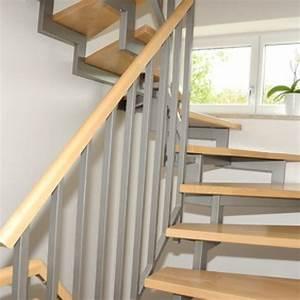 Holz Treppenstufen Erneuern : treppenrenovierung treppensanierung h bscher offene treppen renovieren ~ Markanthonyermac.com Haus und Dekorationen