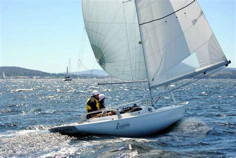 Dragon Boat Hobart by International Dragon Ridgeway Sailing Boats Boats