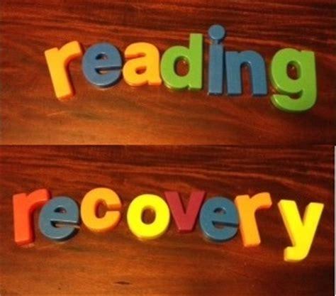 Reading Recovery Spelfabet