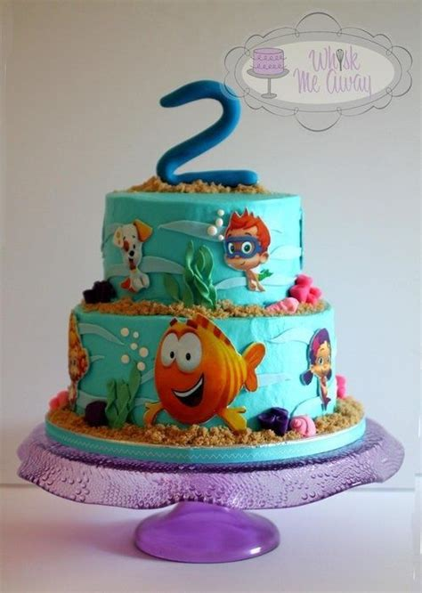 guppies cake decorations 28 images 1000 images about guppy cakes on birthday cakes guppies