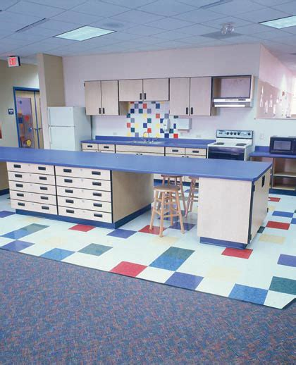 educational market segment carpet mannington