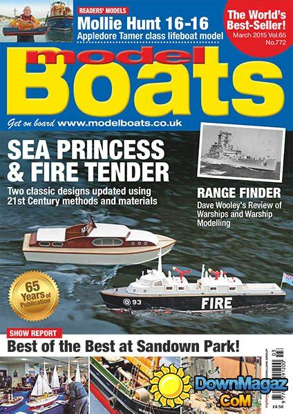 Model Boats Magazine Download by Model Boats March 2015 187 Download Pdf Magazines