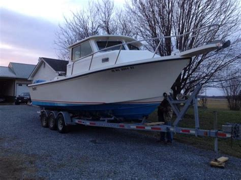 Old Parker Boats For Sale by Used Parker Pilothouse Power Boats For Sale Boats