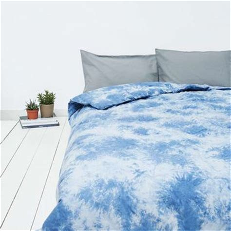lennon blue tie dye comforter from outfitters