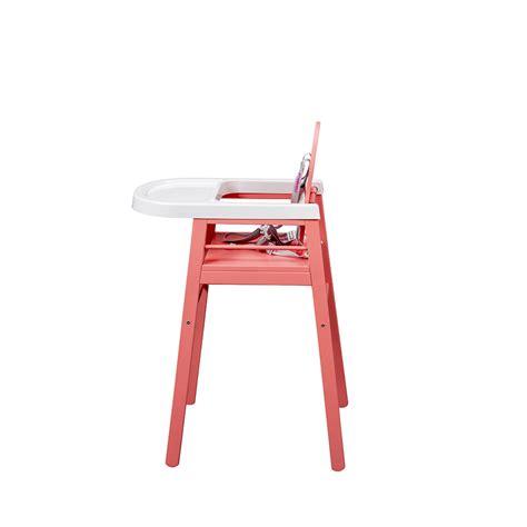 chaise haute lili de combelle chaises hautes fixes aubert