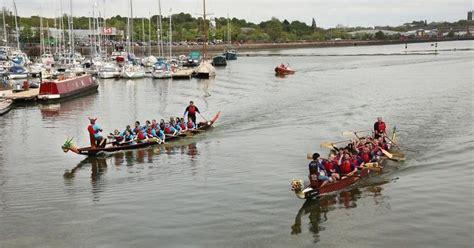Dragon Boat Racing Preston by Dragon Boat Racing Winners Crowned After Preston Docks