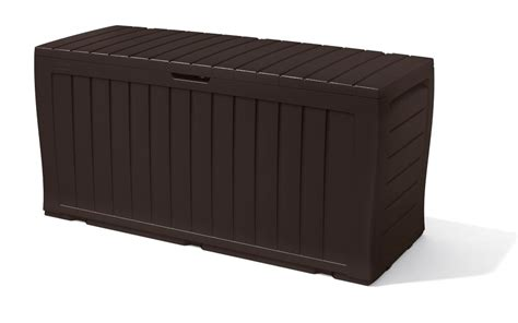 keter keter marvel deck box the home depot canada