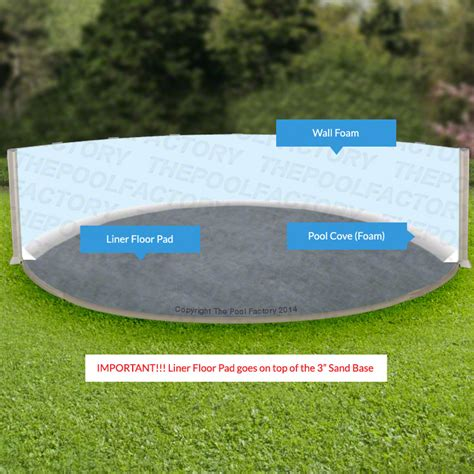 how to install an above ground pool like a pro
