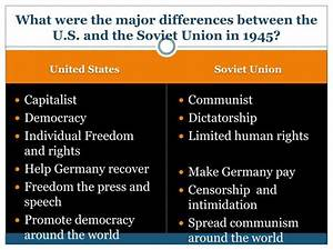 PPT - The Cold War PowerPoint Presentation - ID:5680950
