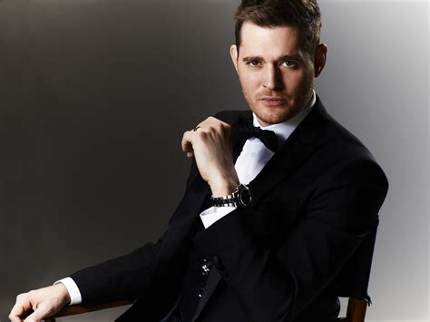 Michael Buble Reveals The Personal Reason He's An Advocate