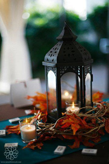 Best 25+ Fall Lantern Centerpieces Ideas On Pinterest