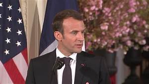 Syria, Iran issues dominate U.S.-French White House talks