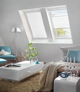 Vorhänge Für Dachfenster : vorh nge f r dachfenster wie w re es stattdessen mit diesen eleganten plissees in wenigen ~ Markanthonyermac.com Haus und Dekorationen