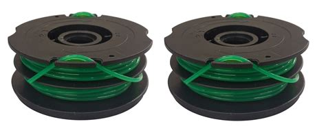 2 Pack Trimmer Spools For Black And Decker Df080 Df080bkp