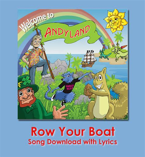 Row Row Row Your Boat Lyrics Download row your boat song download with lyrics