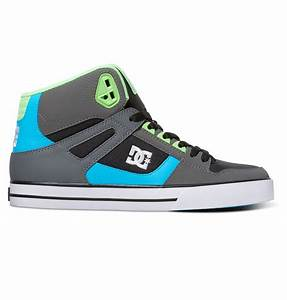 Spartan High WC - High-Tops 302523 | DC Shoes