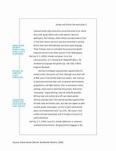 sample annotated bibliography apa citation, Writing ...