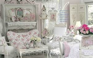 Shabby And Chic : 37 dream shabby chic living room designs decoholic ~ Markanthonyermac.com Haus und Dekorationen