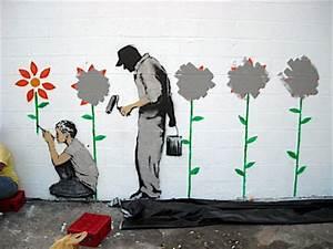 Street Art War: Banksy vs. The Gray Ghost in New Orleans ...