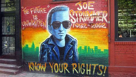 10 great cover songs by joe strummer of the clash