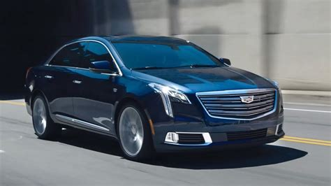 2018 Cadillac Xts Now Arriving At Dealerships