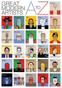 great modern artists a to z global junkie