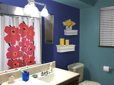 Yellow And Blue Bathroom Ideas  Online Information