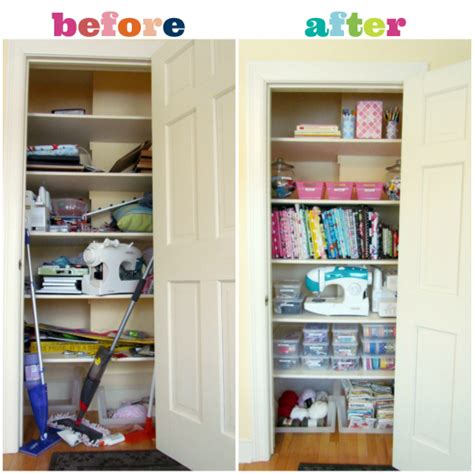 Iheart Organizing Reader Space A Crazy Cool Craft Closet