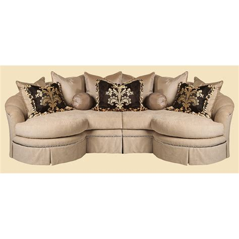 marge carson nausec mc sectionals nautilus sectional discount furniture at hickory park