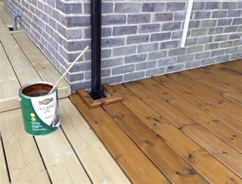 the 3 best decking treatment products decking