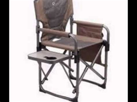 folding directors chair with side table all chairs design